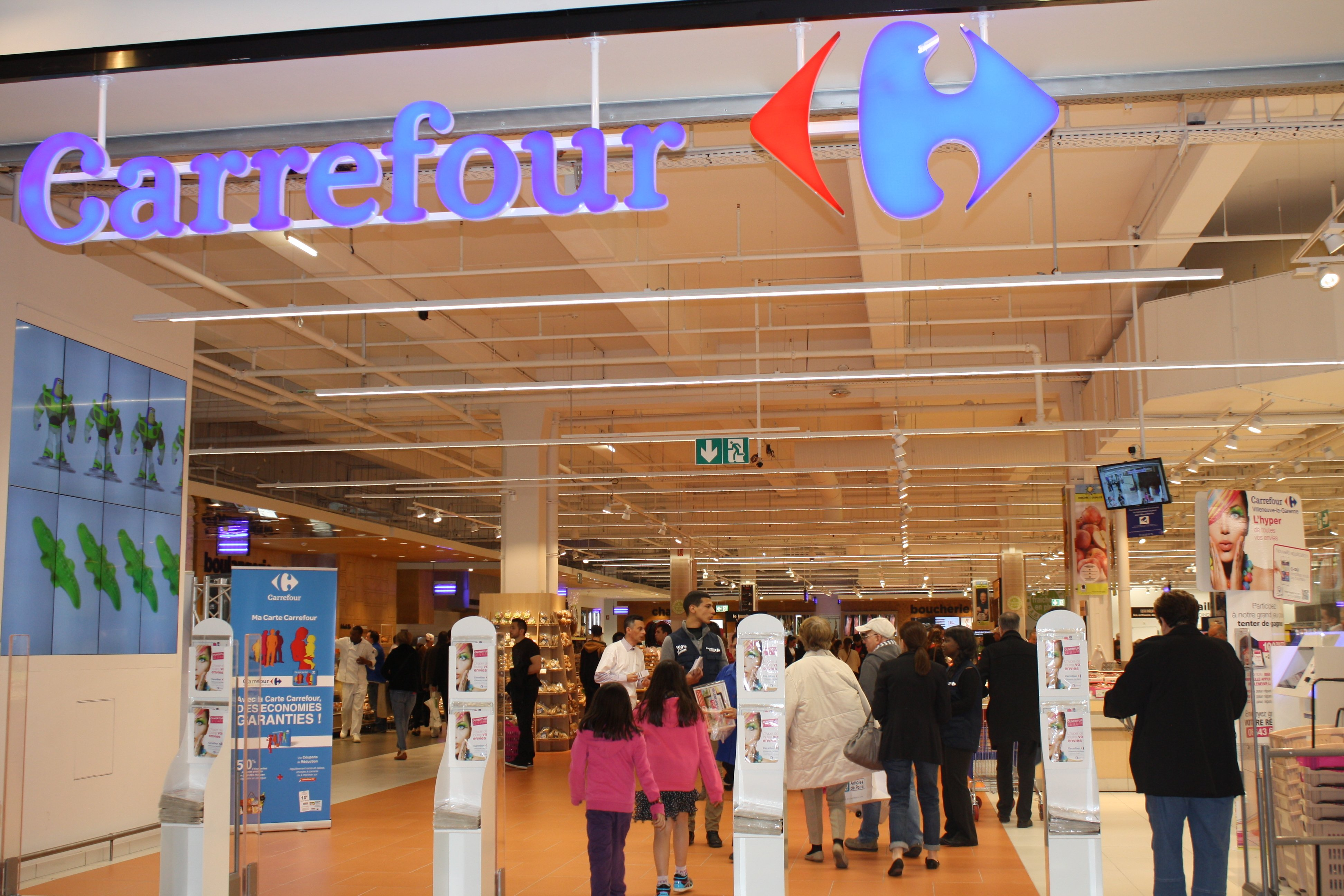 Carte Carrefour Hyper.Carrefour Revolutionizing The Shopping Experience Pricer
