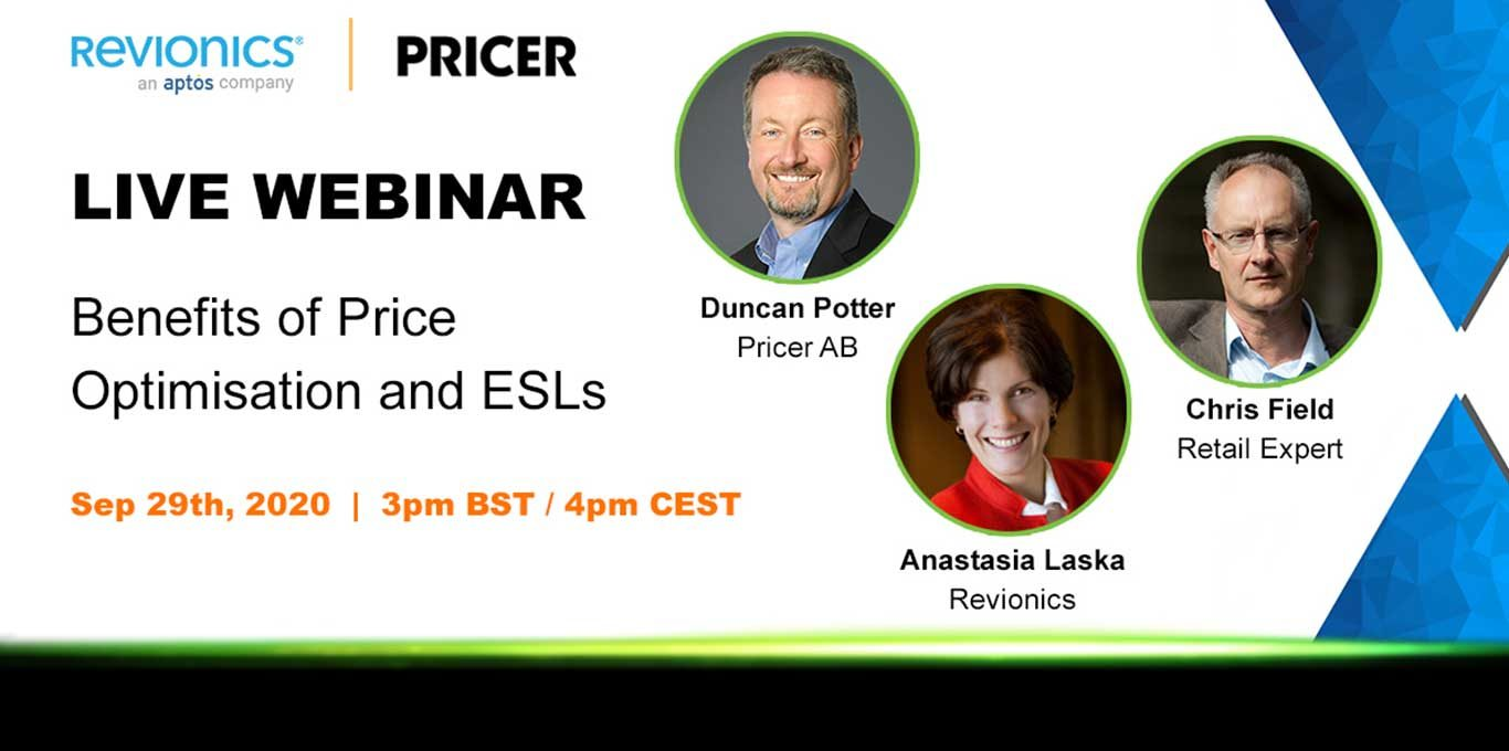 price optimisation webinar with pricer